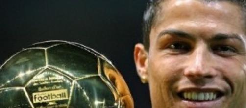 Ronaldo pallone d'oro 2013
