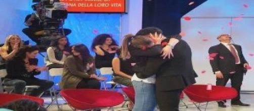 Uomini e donne, Aldo Palmeri e Alessia Cammarota