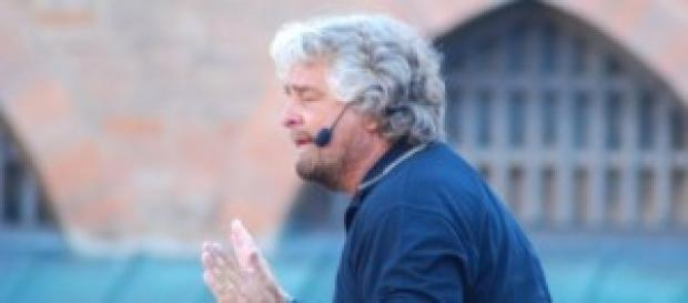 Beppe Grillo - Leader M5S