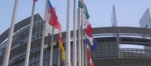 L'Europarlamento a Bruxelles