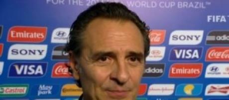Cesare Prandelli pronto per il mondiale