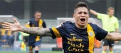E' il nome nuovo per la Juventus: Juan Iturbe!