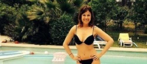 Gossip news, Sara Tommasi in bikini a Cannes