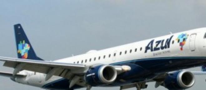 avião da azul teve ameaça de bomba