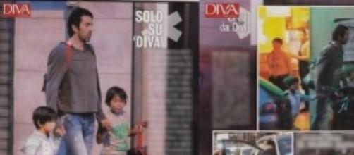 Gossip news, Buffon con i figli senza la Seredova