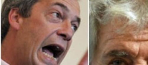 Grillo e Farage verso un fronte comune.