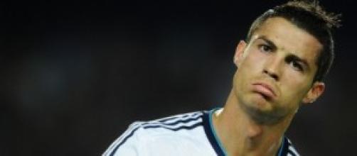 Nella foto, Cristiano Ronaldo