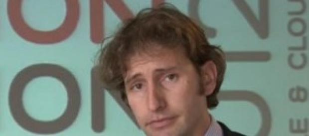 Davide Casaleggio, figlio di Gianroberto