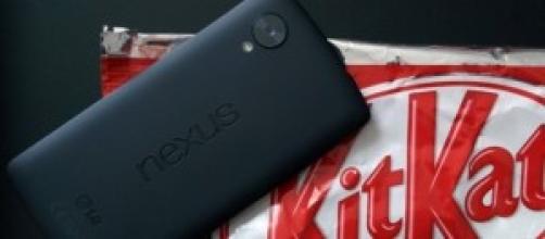 Aggiornamento Android KitKat