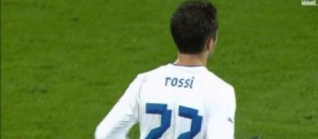 Giuseppe Rossi titolare in Italia - irlanda.