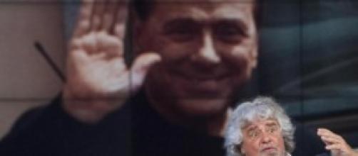 L'intervista tv di Grillo in campagna elettorale