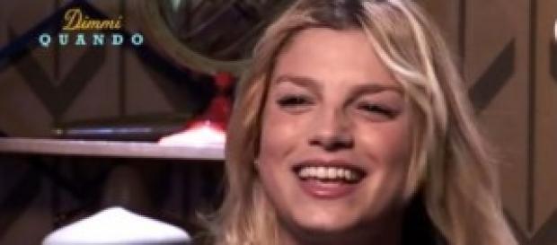 Gossip news, Emma Marrone di corsa