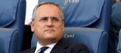 Lotito - Presidente della S.S Lazio