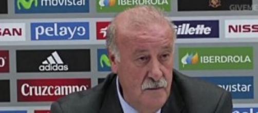Vicente Del Bosque, tecnico della Roja