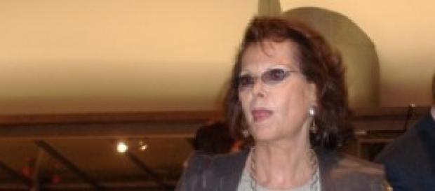 Claudia Cardinale attrice italiana