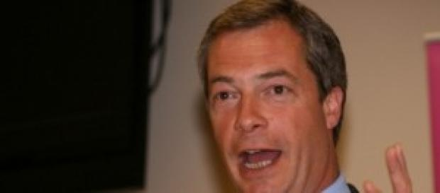 Nigel Farage - UKIP leader