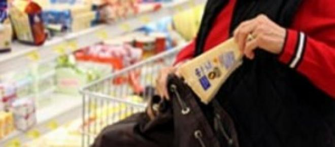 Esempio ricorrente di furto di cibo