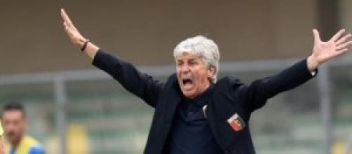 Gasperini non vuole fare sconti al Bologna