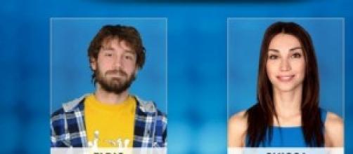 GF13: chi uscirà tra Fabio e Chicca?