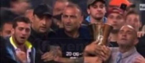 Ha alzato la Coppa Italia nel 2012