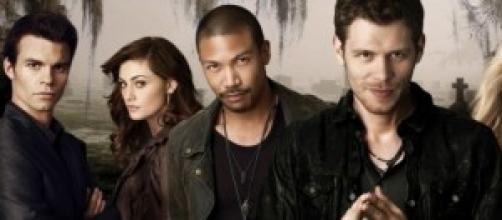Il cast di The Originals.