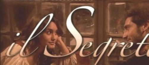 La soap Il Segreto, in onda su canale5
