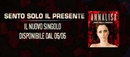 """""""Sento Solo Il Presente"""" in uscita il 05 maggio"""