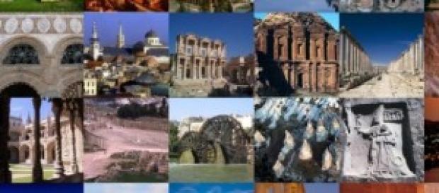 Città d'arte del mondo meta di molti viaggi.