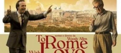 To Rome with love, stasera in Tv