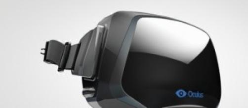 Ecco il casco di Oculus per la realtà virtuale