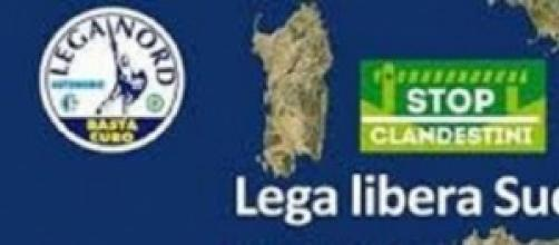 La campagna elettorale della Lega Nord al Sud