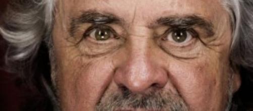 Nella foto, Beppe Grillo.