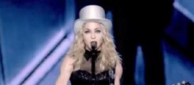 Gossip news, Madonna senza veli su Instagram