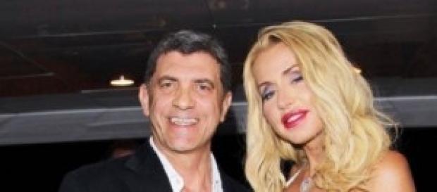 Valeria Marini choc: niente sesso con l'ex marito