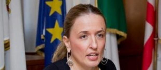 Claudia Lombardo, ex pres. Cons. Region. Sardegna
