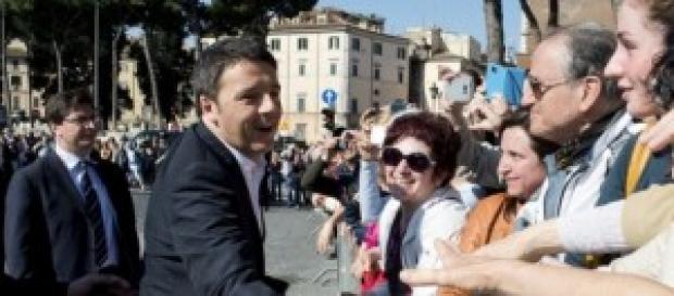 Lavoro e riforma pensioni 2014, Renzi vs Camusso