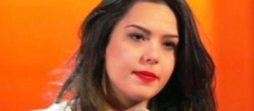 Carolina Russi, figlia di Anna Pettinelli