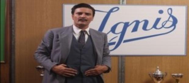 Lorenzo Flaherty è Mr Ignis su Rai Uno