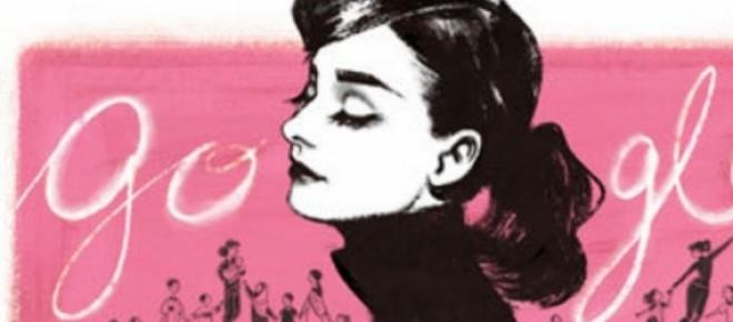 <div>Audrey Hepburn , talvez a actriz mais recordada pelo seu papel no filme de 1960 Breakfast at Tiffanys , é hoje celebrada com um doodle da Google no aniversário do seu nascimento.</div>
