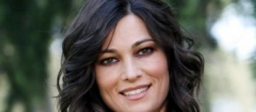 Manuela Arcuri adesso è mamma, è nato Mattia