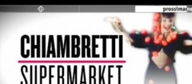 Chiambretti Supermarket, su Italia1