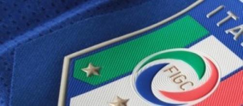 Stemma dell'Italia sulle maglie ufficiali