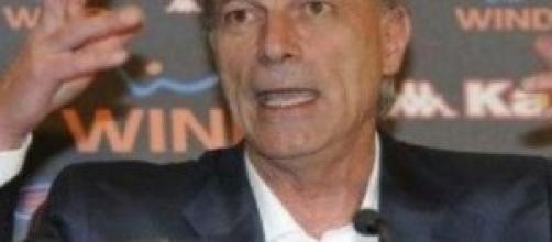 Walter Sabatini - Direttore sportivo A.S Roma