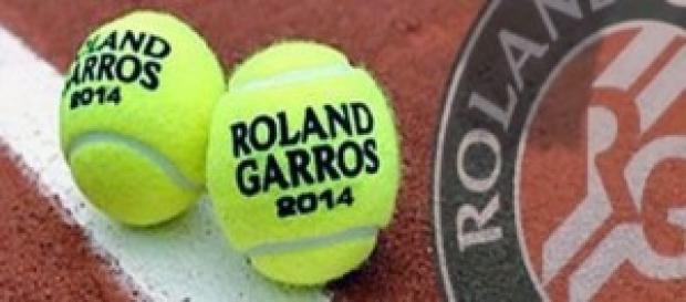 Logo de Roland Garros 2014