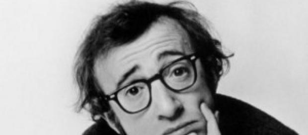 Woody en una de sus fotos más características