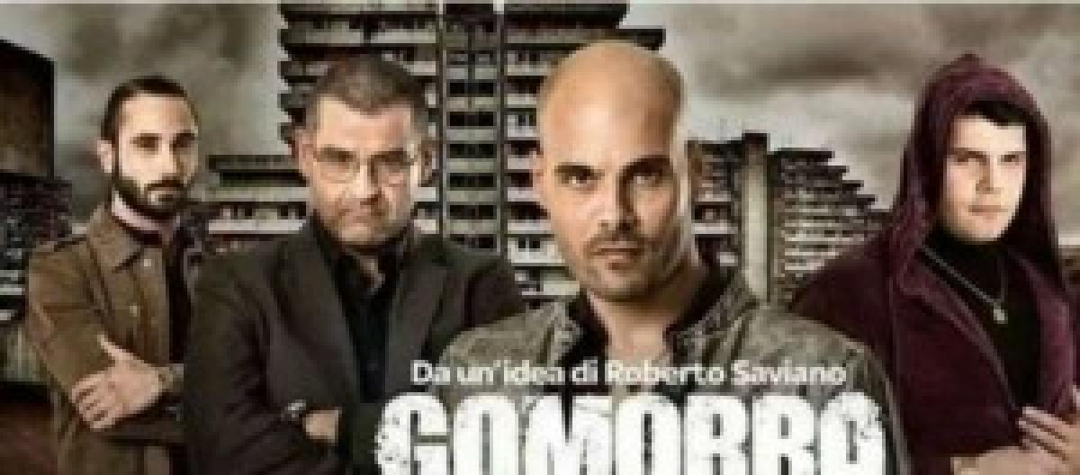 gomorra la serie dove