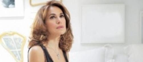 Barbara D'Urso ha creato bracciale portafortuna