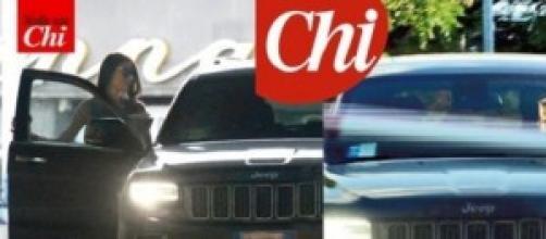 Gossip news, Gigi Buffon - Ilaria D'Amico su 'Chi'