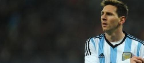 Leo Messi, la stella più attesa del Mondiale