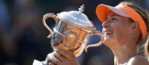 Sharapova Vincitrice Roland Garros 2014